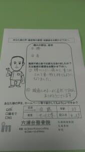 4月29日須藤さん